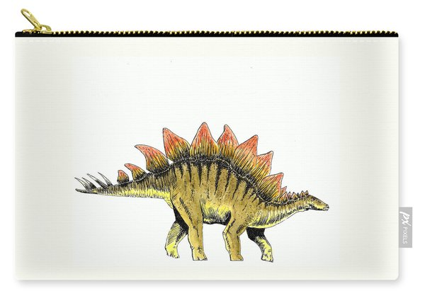 Stegosaurus Carry-all Pouch