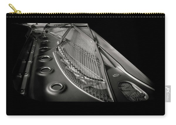 Steinway Guts Bw Carry-all Pouch