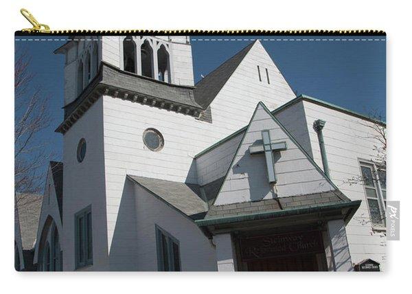 Steinwy Reformed Church Steinway Reformed Church Astoria, N.y. Carry-all Pouch