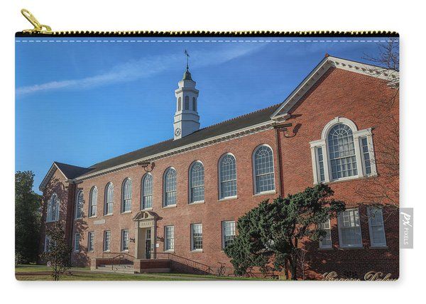 Stephens Hall Carry-all Pouch