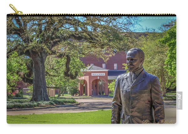 Stephens, Oaks And Walk Of Honor Carry-all Pouch