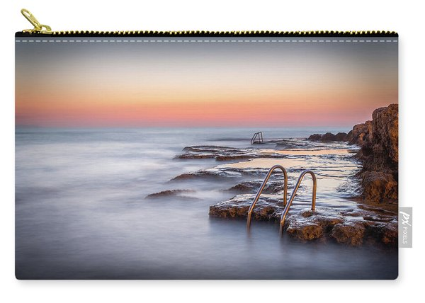 Steps To The Sea. Carry-all Pouch