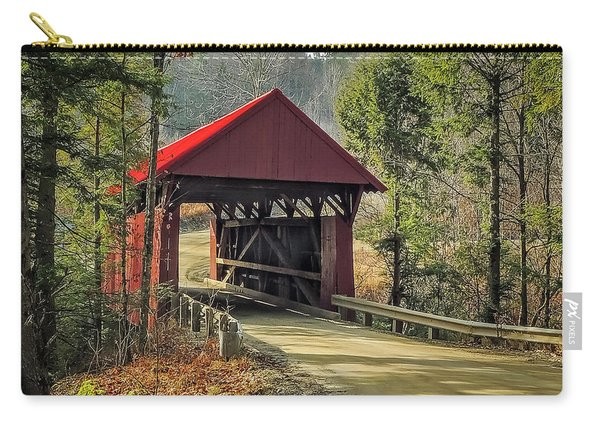 Sterling Covered Bridge Carry-all Pouch
