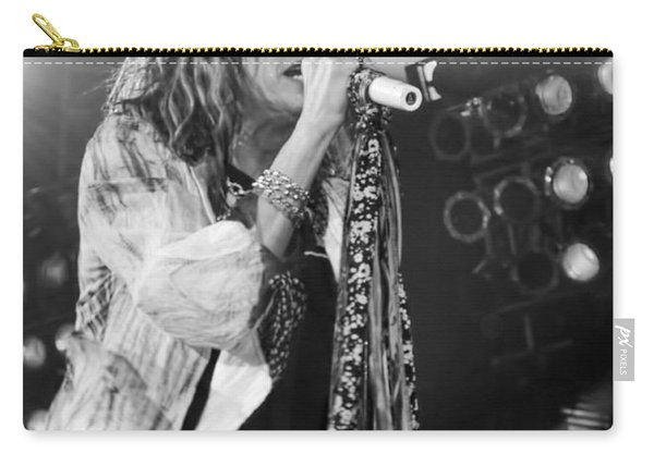 Steven Tyler In Concert Carry-all Pouch