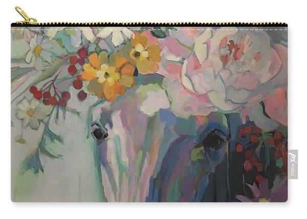 Steven's Bouquet Carry-all Pouch