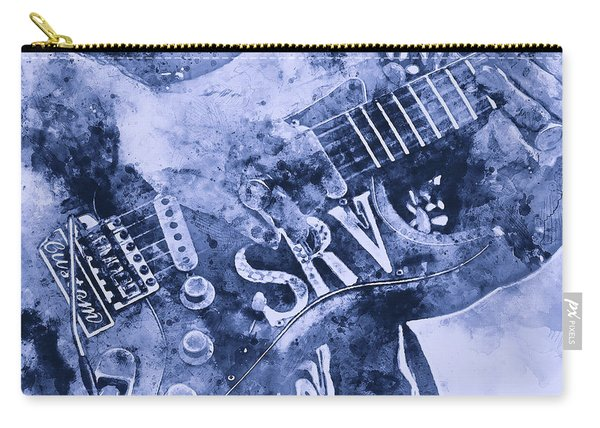 Stevie Ray Vaughan - 04 Carry-all Pouch