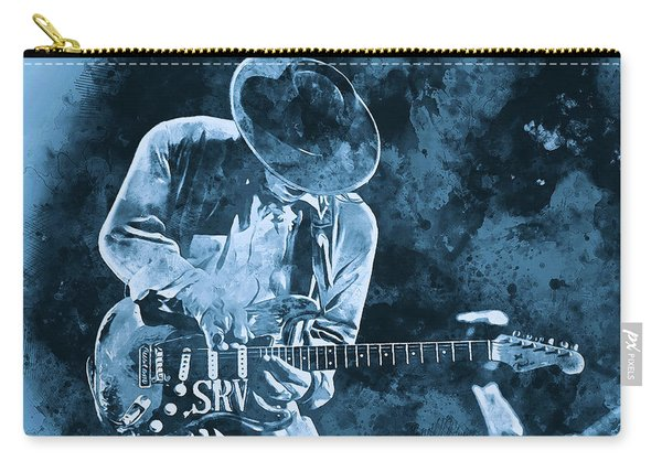 Stevie Ray Vaughan - 12 Carry-all Pouch