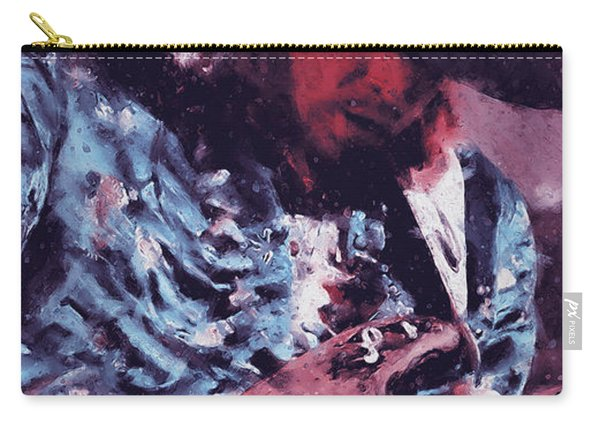 Stevie Ray Vaughan - 25 Carry-all Pouch