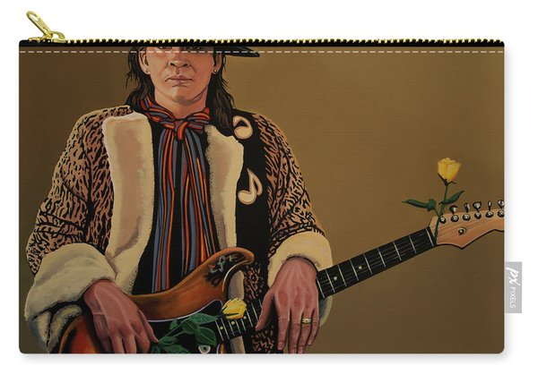 Stevie Ray Vaughan 2 Carry-all Pouch