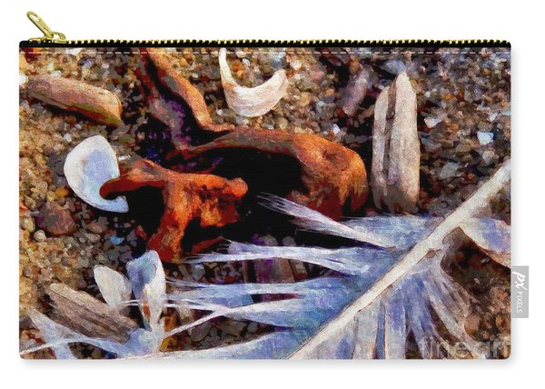Still Life At Beach 2015 Carry-all Pouch