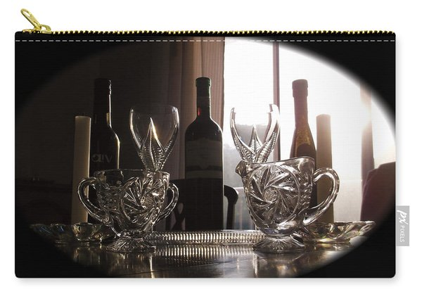 Still Life - The Crystal Elegance Experience Carry-all Pouch