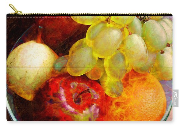 Still Life Tiles Carry-all Pouch