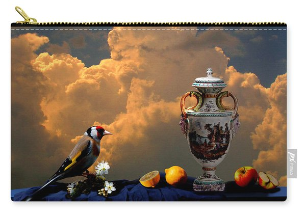 Still Life With Bird Carry-all Pouch