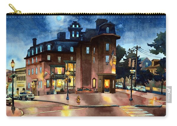 Still Of The Night Carry-all Pouch