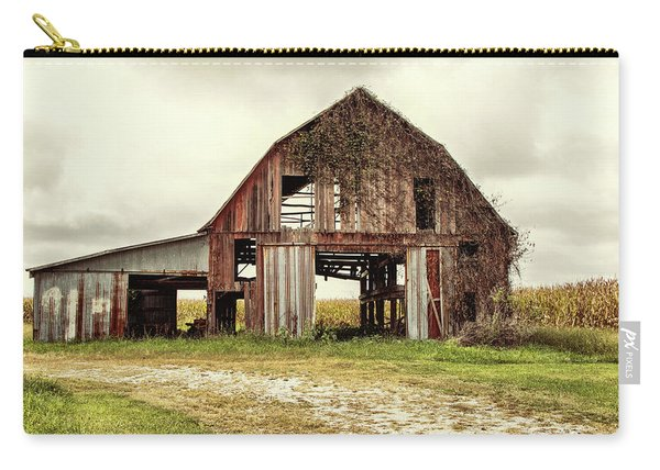 Still Standing Ohio Barn  Carry-all Pouch