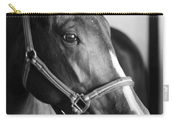 Horse And Stillness Carry-all Pouch