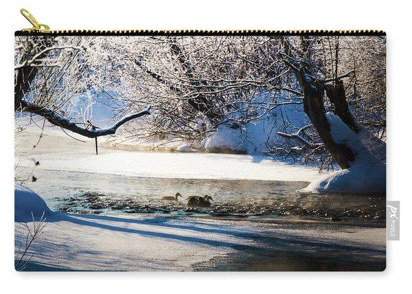 Stillwater Winter Carry-all Pouch