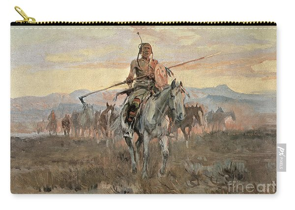 Stolen Horses Carry-all Pouch