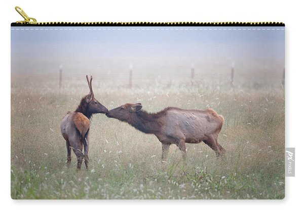 Stolen Kiss Carry-all Pouch