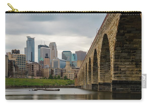 Stone Arch Minneapolis Carry-all Pouch