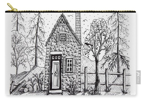 Stone Cottage Carry-all Pouch