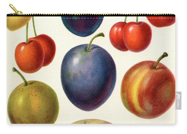 Stone Fruit Or Drupes Carry-all Pouch