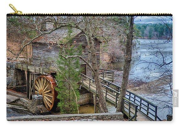 Stone Mountain Park In Atlanta Georgia Carry-all Pouch
