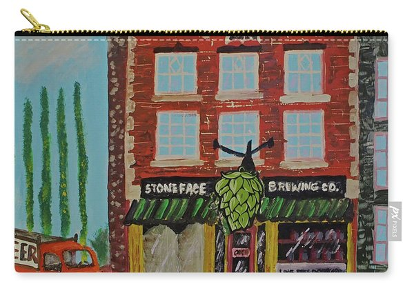 Stoneface Brewing Co. Carry-all Pouch