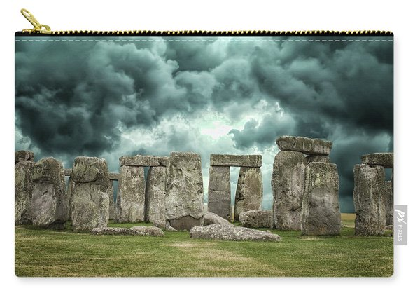 Stonehenge Storms Carry-all Pouch