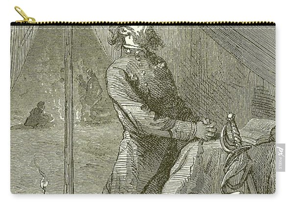 Stonewall Jackson Before The Battle Carry-all Pouch