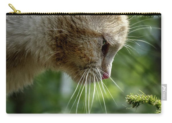 Stop And Smell The Flowers 9433a Carry-all Pouch