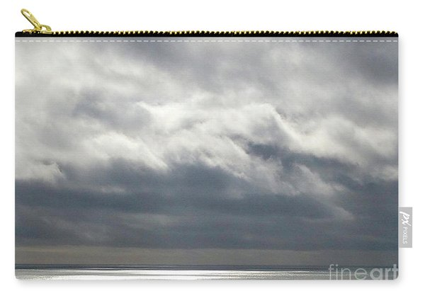 Storm Clouds On The Horizon Carry-all Pouch