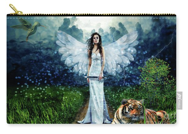 Storm Maiden Carry-all Pouch