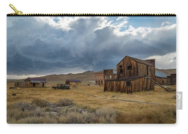 Storm Over Bodie Carry-all Pouch