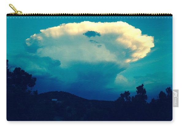 Storm Over Santa Fe Carry-all Pouch
