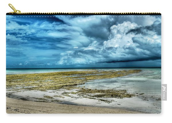 Storm Over Yamacraw Carry-all Pouch