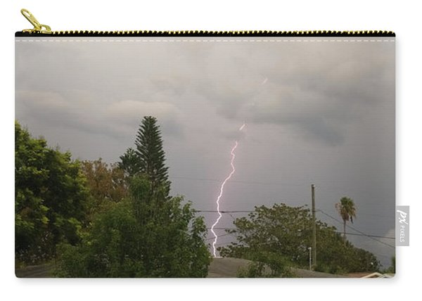 Storms Rolling In Carry-all Pouch