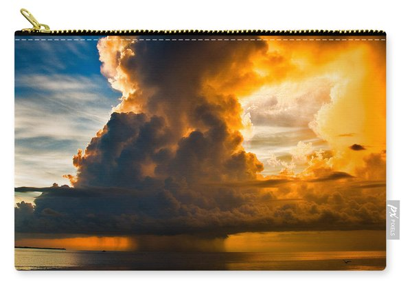 Stormy Florida Keys Carry-all Pouch