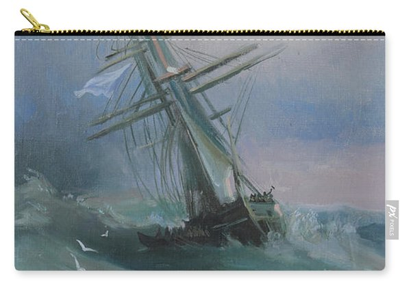 Stormy Sails Carry-all Pouch