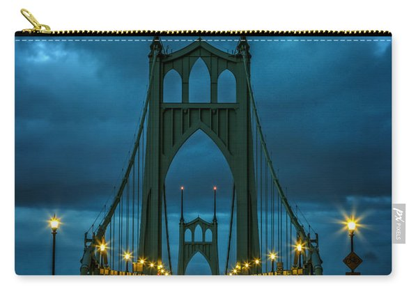 Stormy St. Johns Carry-all Pouch