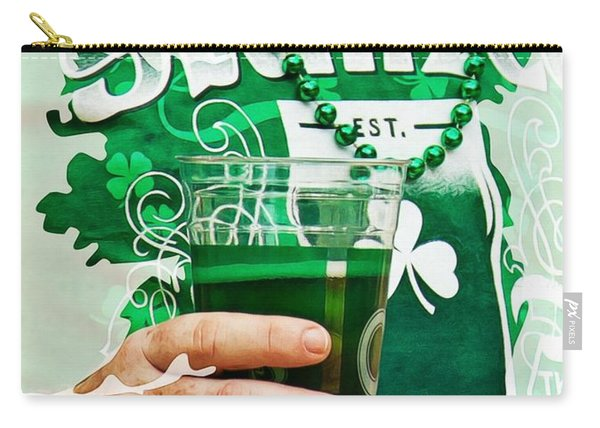 St. Patrick's Day Carry-all Pouch