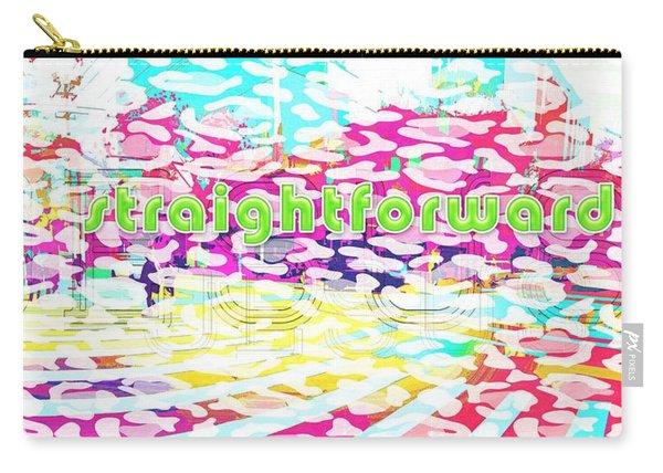 Straightforward Carry-all Pouch