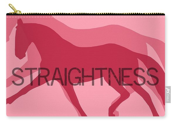 Straightness Duet Carry-all Pouch