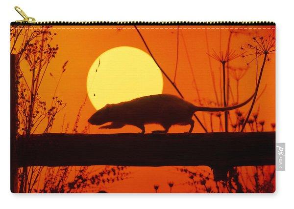 Stranglers Rattus Norvegicus Rat Carry-all Pouch