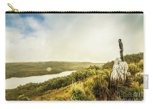 Strathgordon Tasmania Adventurer Carry-all Pouch