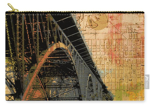 Strawberry Mansion Bridge Philadelphia Pa Carry-all Pouch