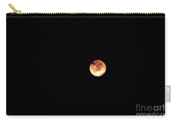 Strawberry Moon Carry-all Pouch