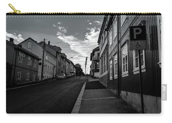Street In Toyen Carry-all Pouch