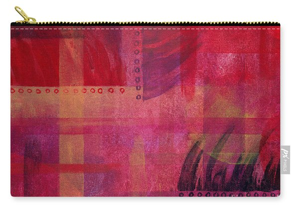 Street Weaver Painting Carry-all Pouch