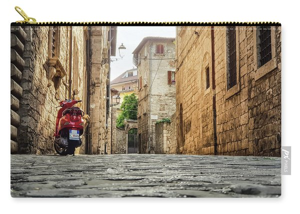 Streets Of Italy Carry-all Pouch